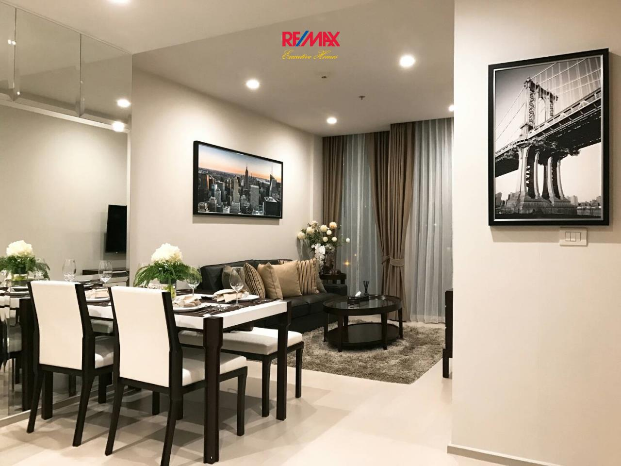 RE/MAX Executive Homes Agency's Lovely 1 Bedroom for Rent Noble Phloenchit 5