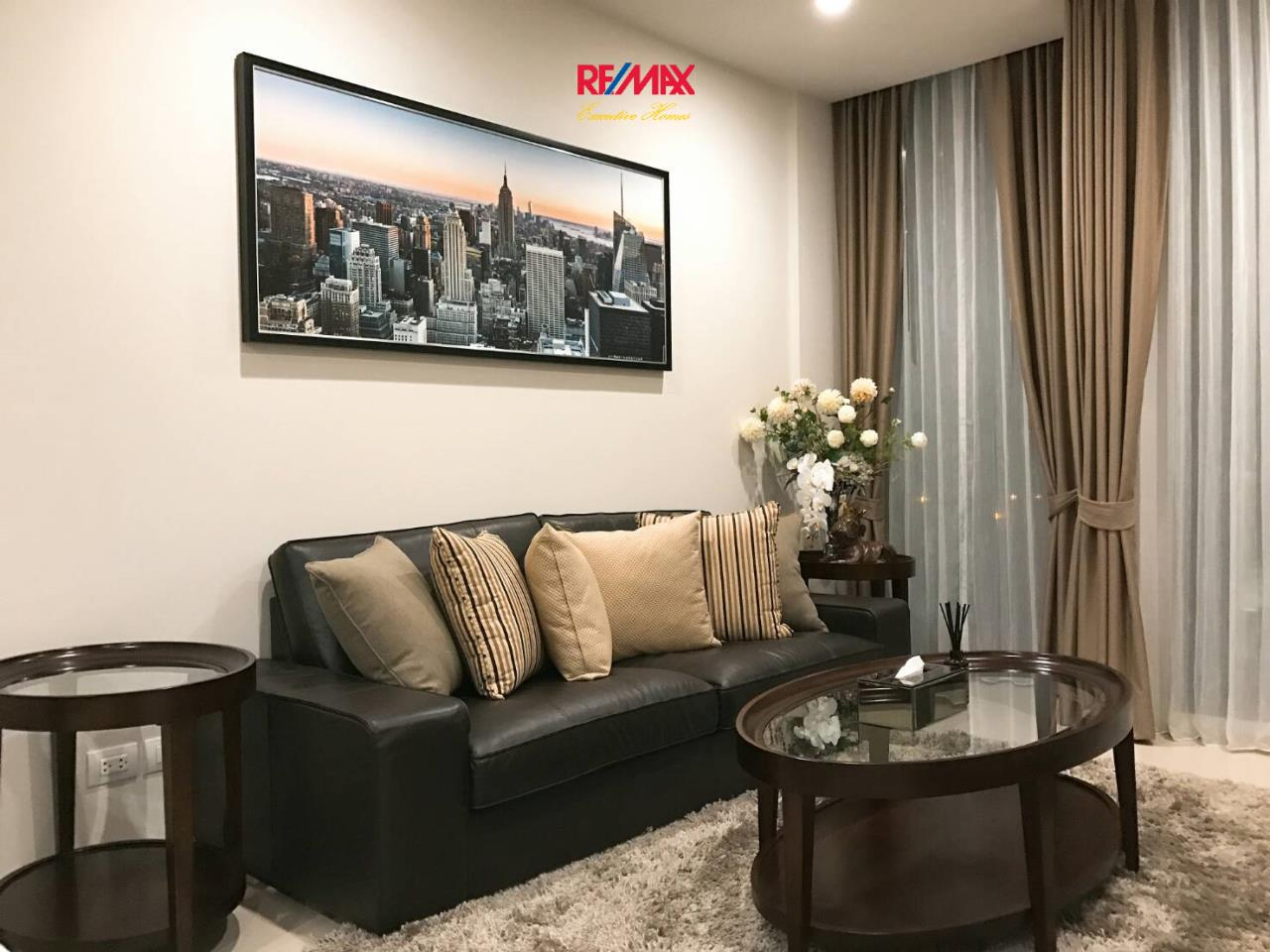 RE/MAX Executive Homes Agency's Lovely 1 Bedroom for Rent Noble Phloenchit 1