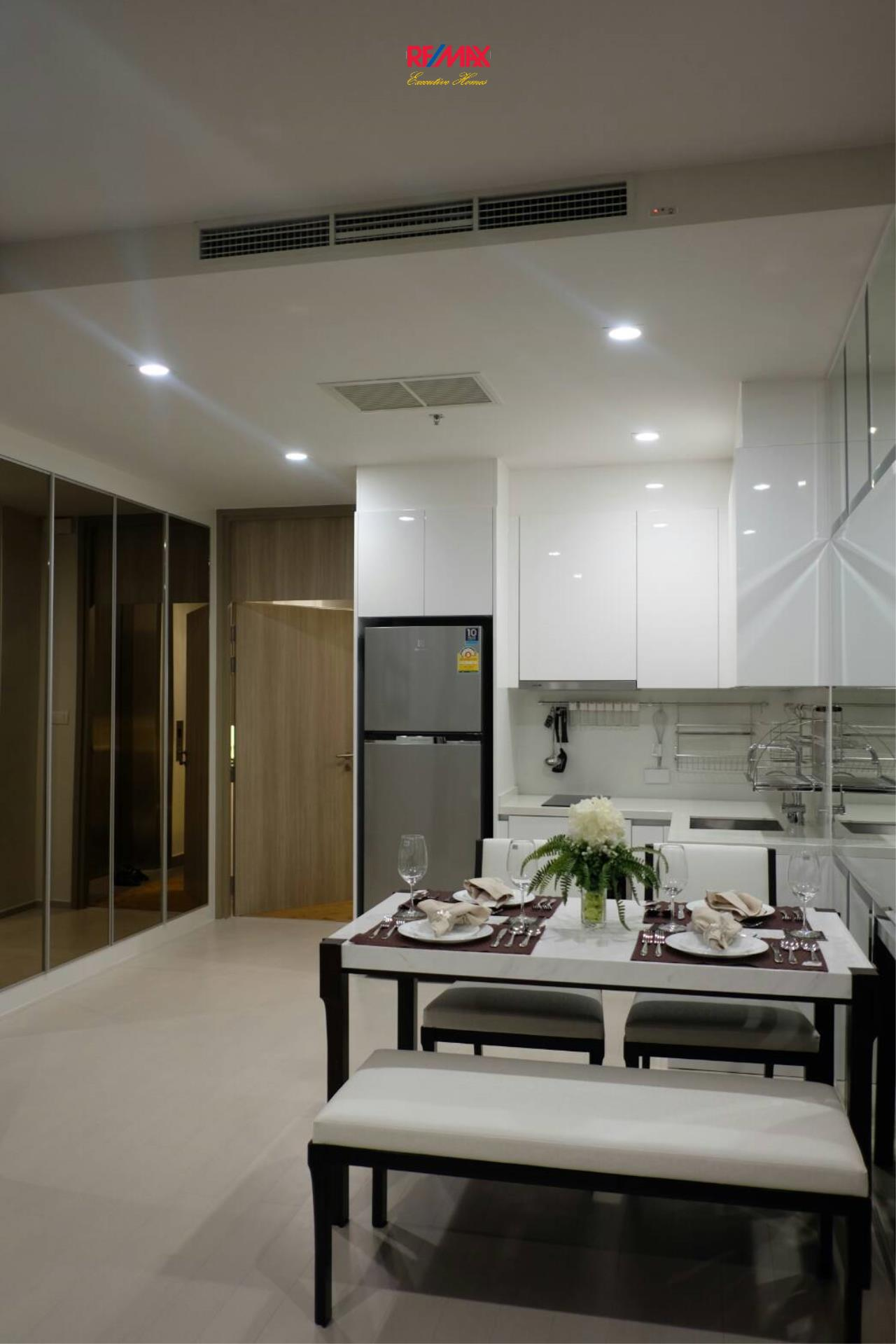 RE/MAX Executive Homes Agency's Lovely 1 Bedroom for Rent Noble Phloenchit 6