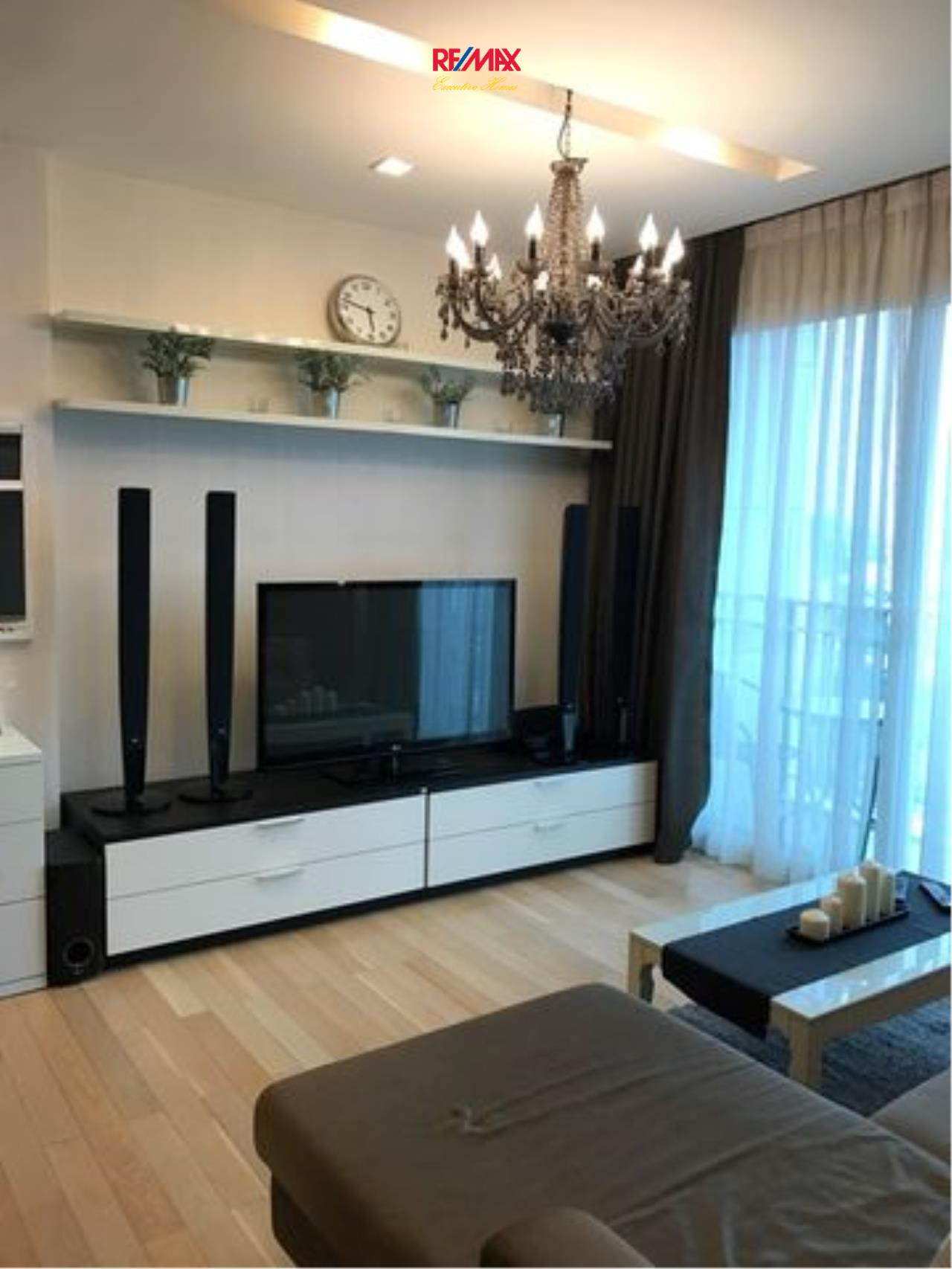 RE/MAX Executive Homes Agency's Stunning 2 Bedroom for Rent Siri Sukhumvit 1