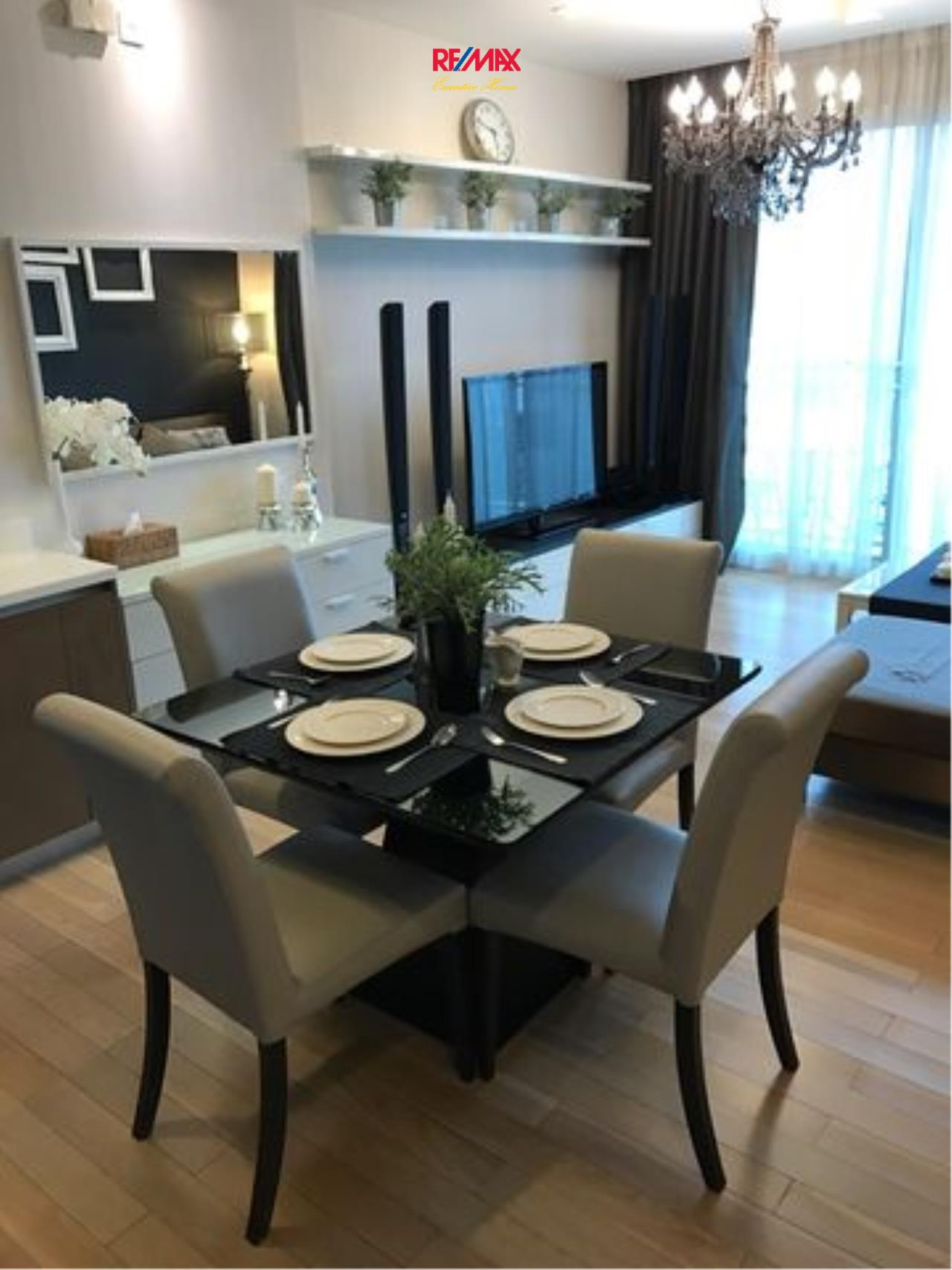RE/MAX Executive Homes Agency's Stunning 2 Bedroom for Rent Siri Sukhumvit 6