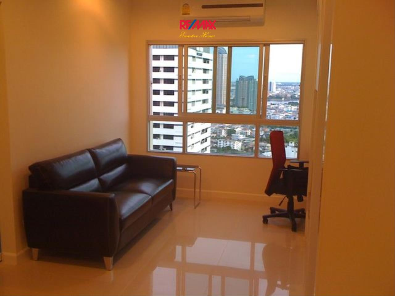 RE/MAX Executive Homes Agency's Nice 1 Bedroom for Sale Q House Sathorn 1