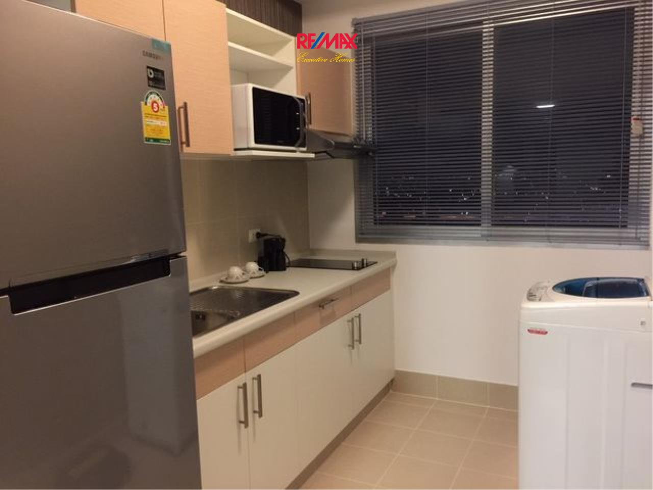 RE/MAX Executive Homes Agency's Lovely 1 Bedroom for rent and Sale Supalai Park Ekamai-Thonglor 6