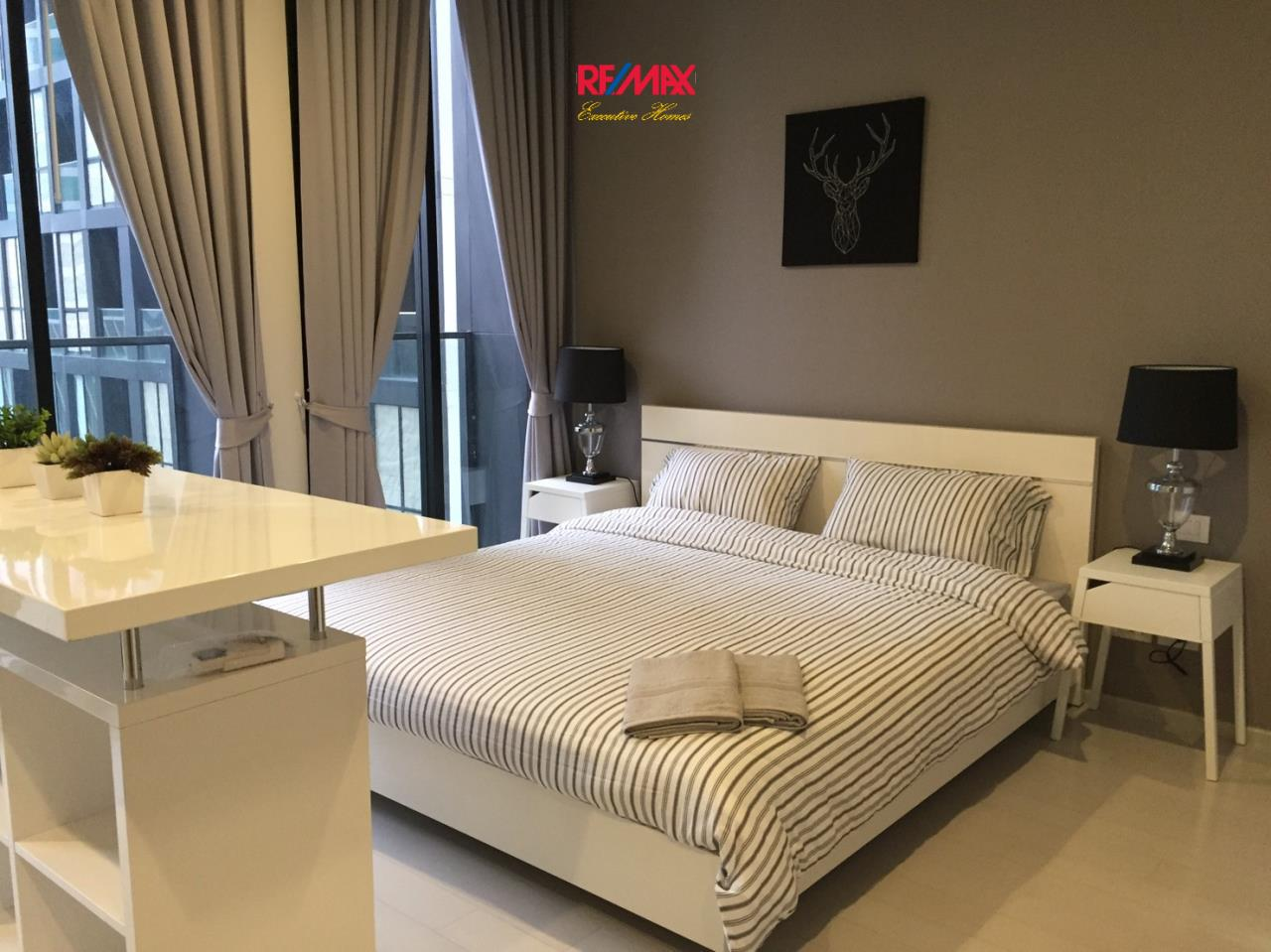 RE/MAX Executive Homes Agency's Nice 1 Bedroom for Rent Noble Phloenchit 1