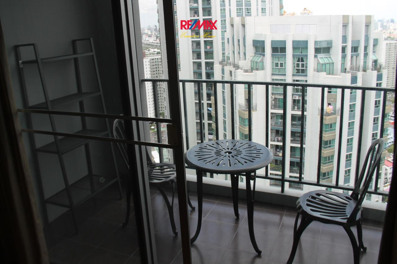 RE/MAX Executive Homes Agency's Nice 2 Bedroom for Rent Belle Grand Rama 9 8