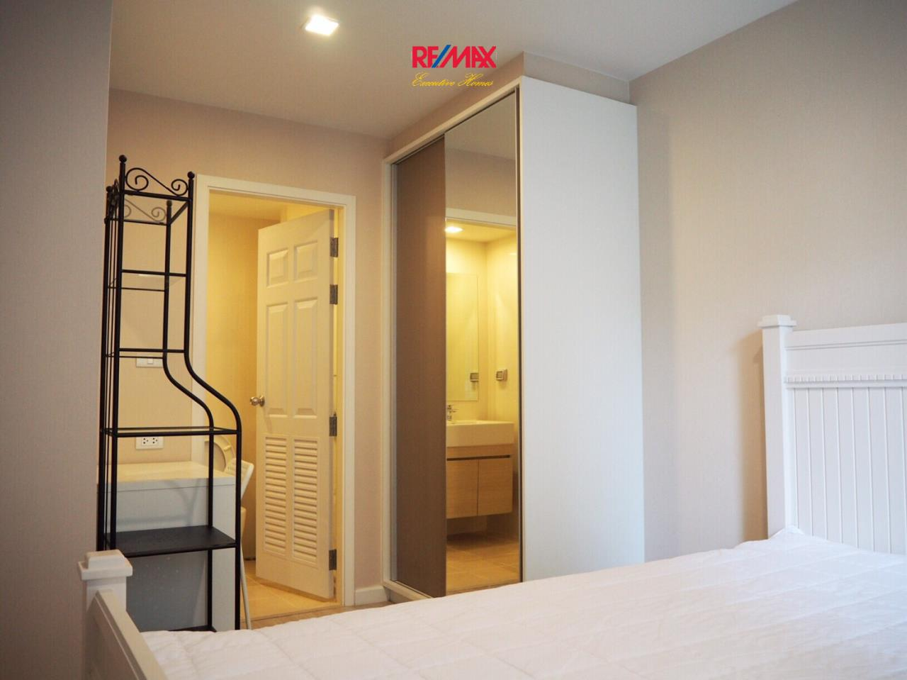 RE/MAX Executive Homes Agency's Nice 2 Bedroom for Rent and Sale Metroluxe Rama 4 6