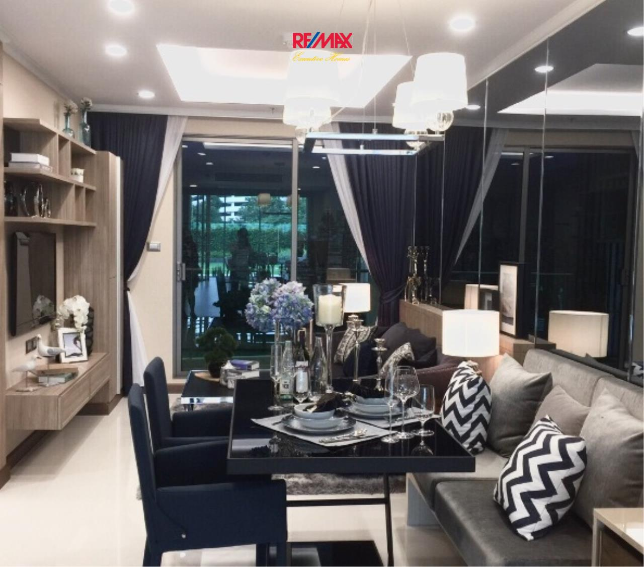 RE/MAX Executive Homes Agency's Off Plan 1 Bedroom for Sale Supalai Oriental Sukhumvit 39 4