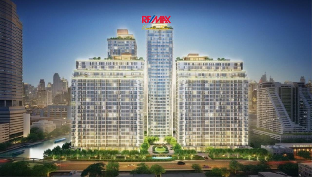 RE/MAX Executive Homes Agency's Off Plan 1 Bedroom for Sale Supalai Oriental Sukhumvit 39 1
