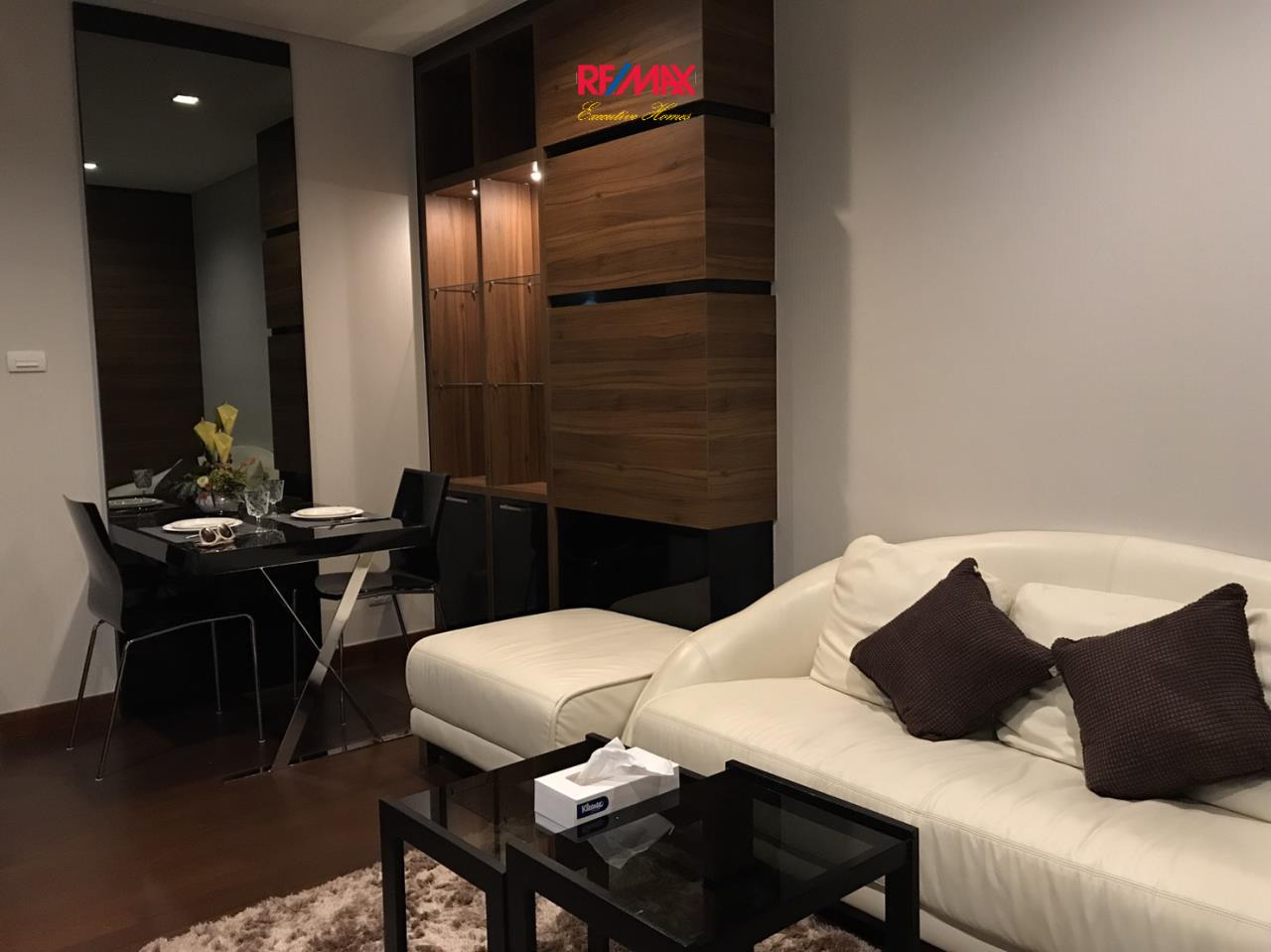 RE/MAX Executive Homes Agency's Nice Studio type for Rent and Sale Ivy Thonglor 1