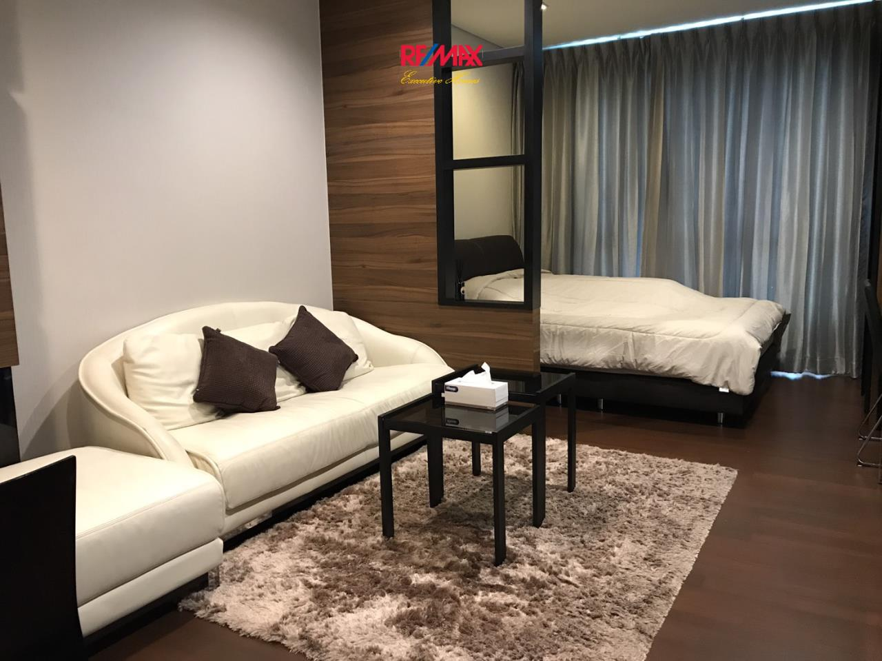 RE/MAX Executive Homes Agency's Nice Studio type for Rent and Sale Ivy Thonglor 2