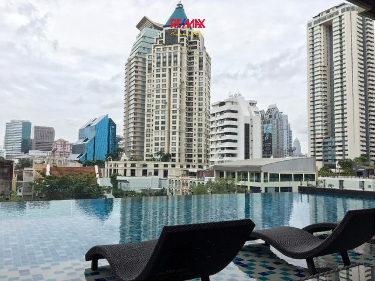 RE/MAX Executive Homes Agency's Spacious 1 Bedroom for Sale Supalai Elite Sathorn 7