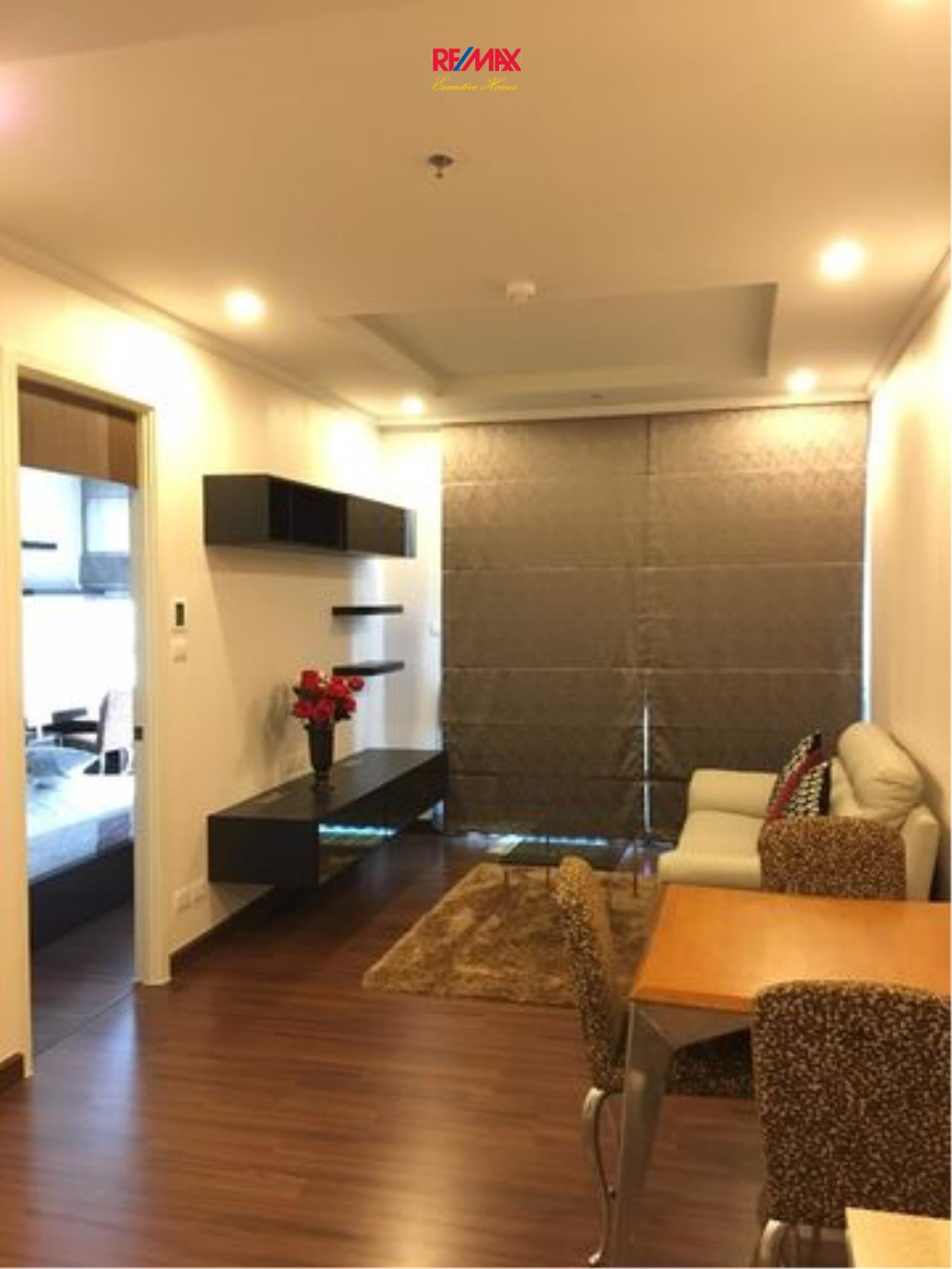 RE/MAX Executive Homes Agency's Spacious 1 Bedroom for Sale Supalai Elite Sathorn 2