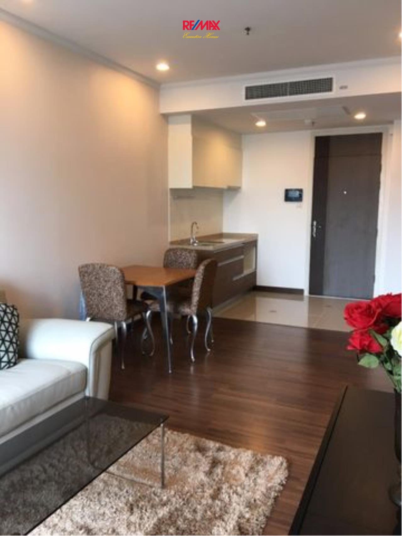 RE/MAX Executive Homes Agency's Spacious 1 Bedroom for Sale Supalai Elite Sathorn 5