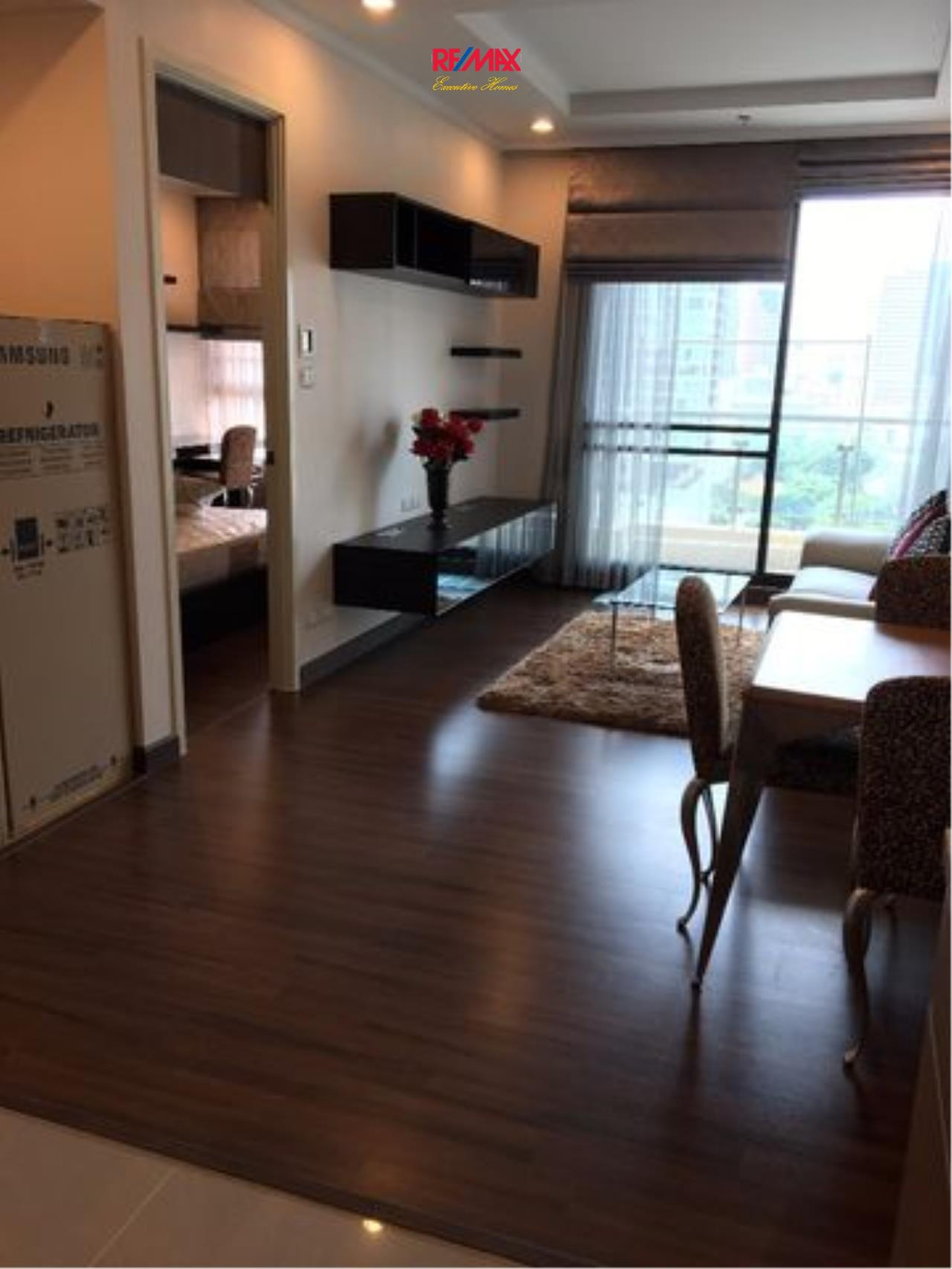 RE/MAX Executive Homes Agency's Spacious 1 Bedroom for Sale Supalai Elite Sathorn 1