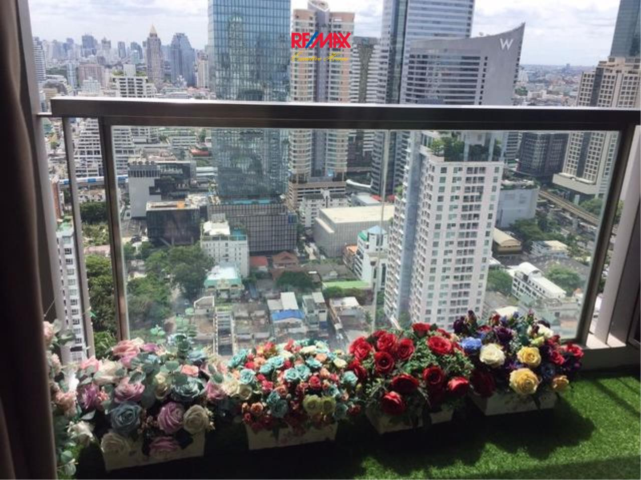 RE/MAX Executive Homes Agency's Nice 1 Bedroom for Sale Address Sathorn 4