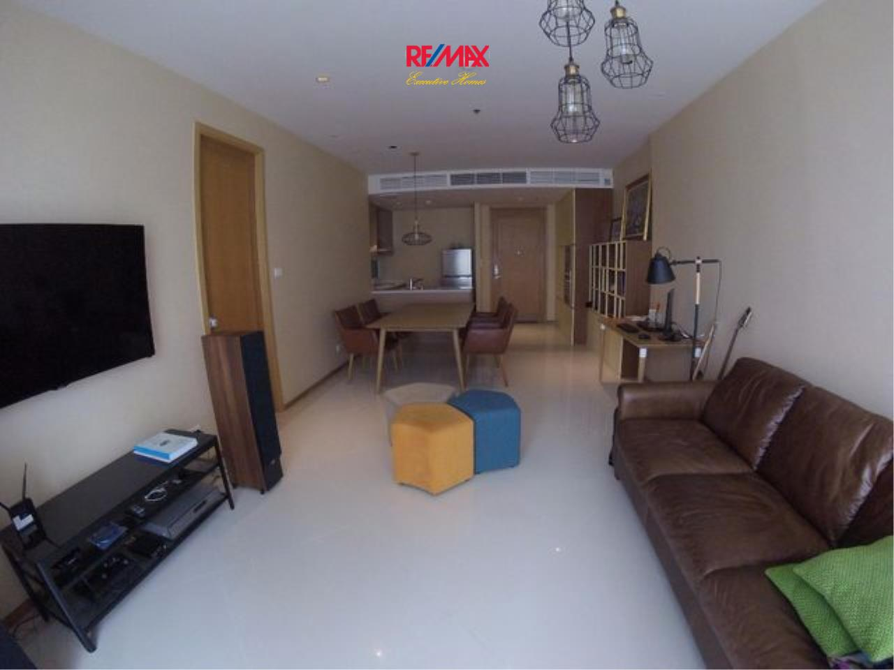 RE/MAX Executive Homes Agency's Spacious 1 Bedroom for Rent Empire Place Sathorn 2