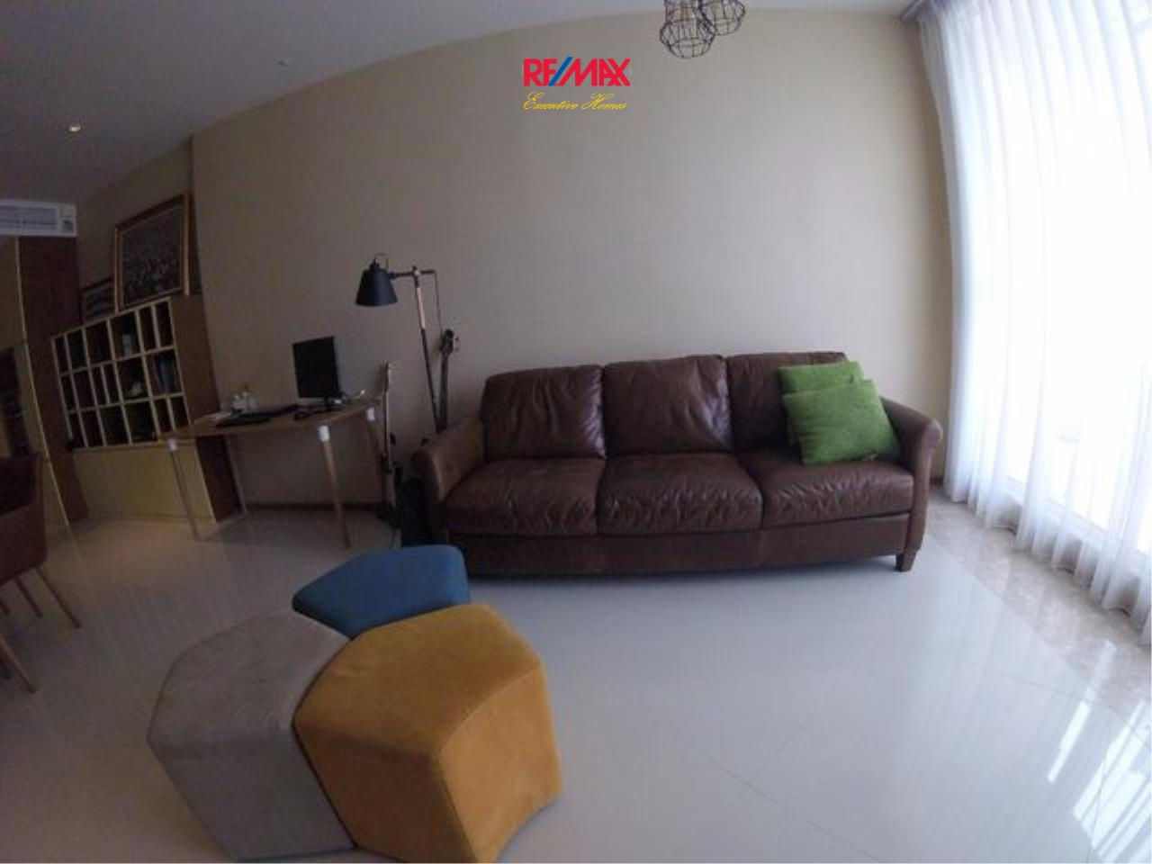 RE/MAX Executive Homes Agency's Spacious 1 Bedroom for Rent Empire Place Sathorn 1