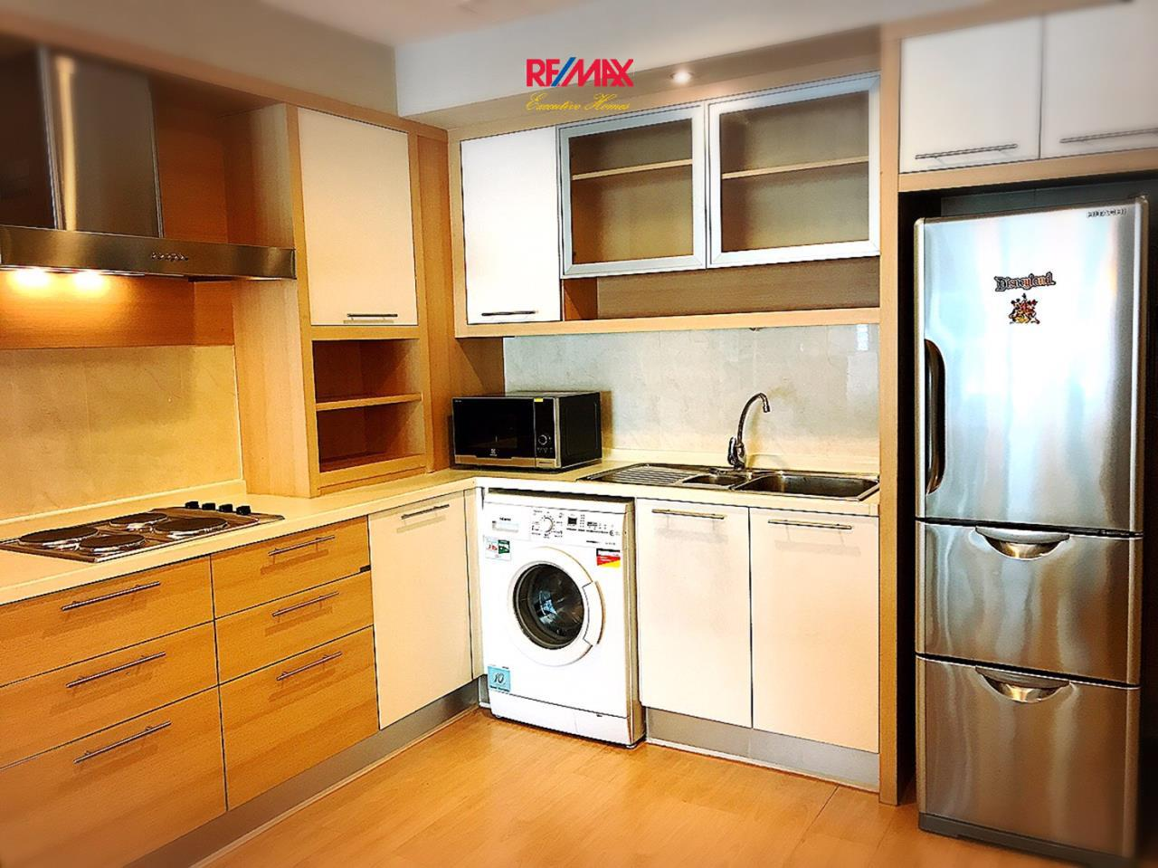 RE/MAX Executive Homes Agency's Nice 2 Bedroom for Sale The Bangkok Narathiwas 7