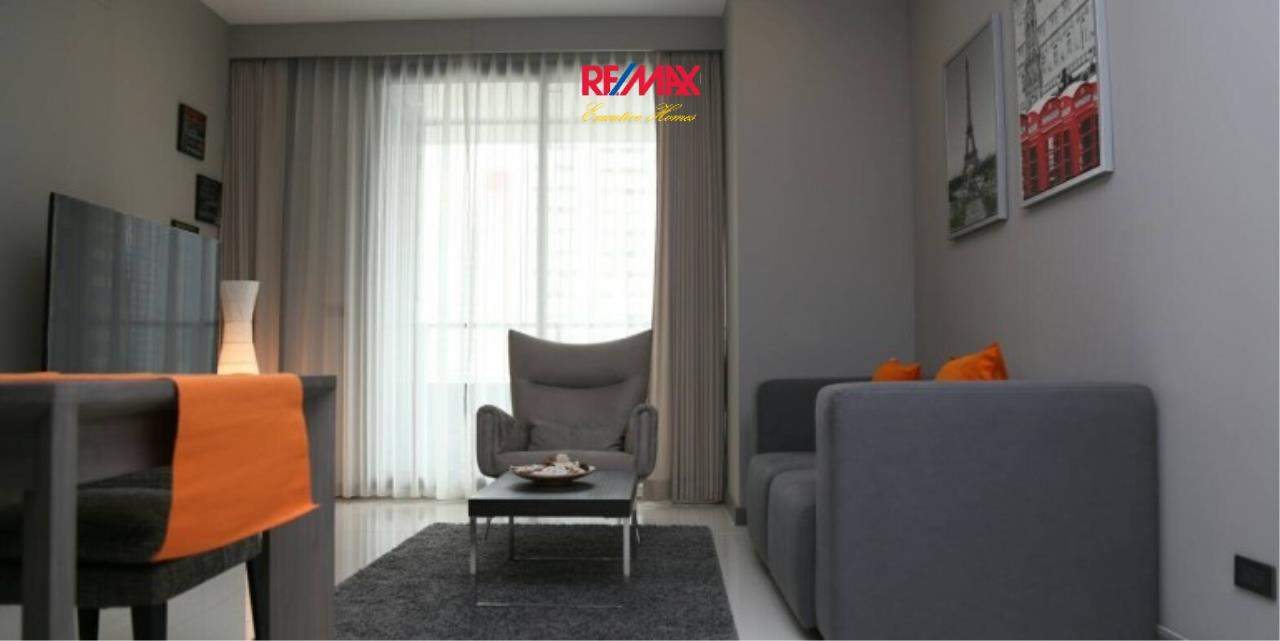 RE/MAX Executive Homes Agency's Nice 1 Bedroom for Rent M Silom 6