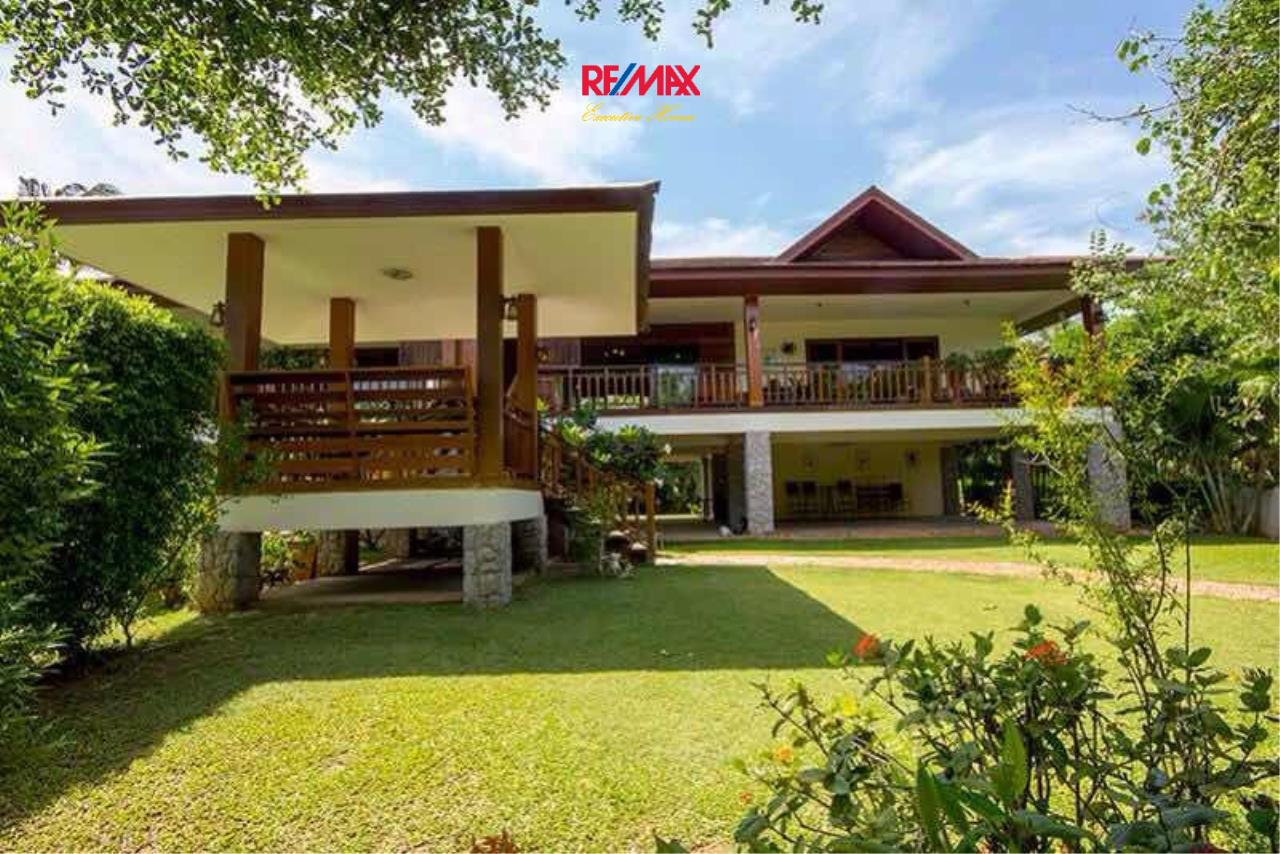 RE/MAX Executive Homes Agency's Beautiful Riverside Home in Panburi  near Hua Hin 1