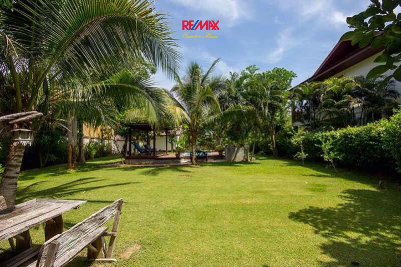 RE/MAX Executive Homes Agency's Beautiful Riverside Home in Panburi  near Hua Hin 6