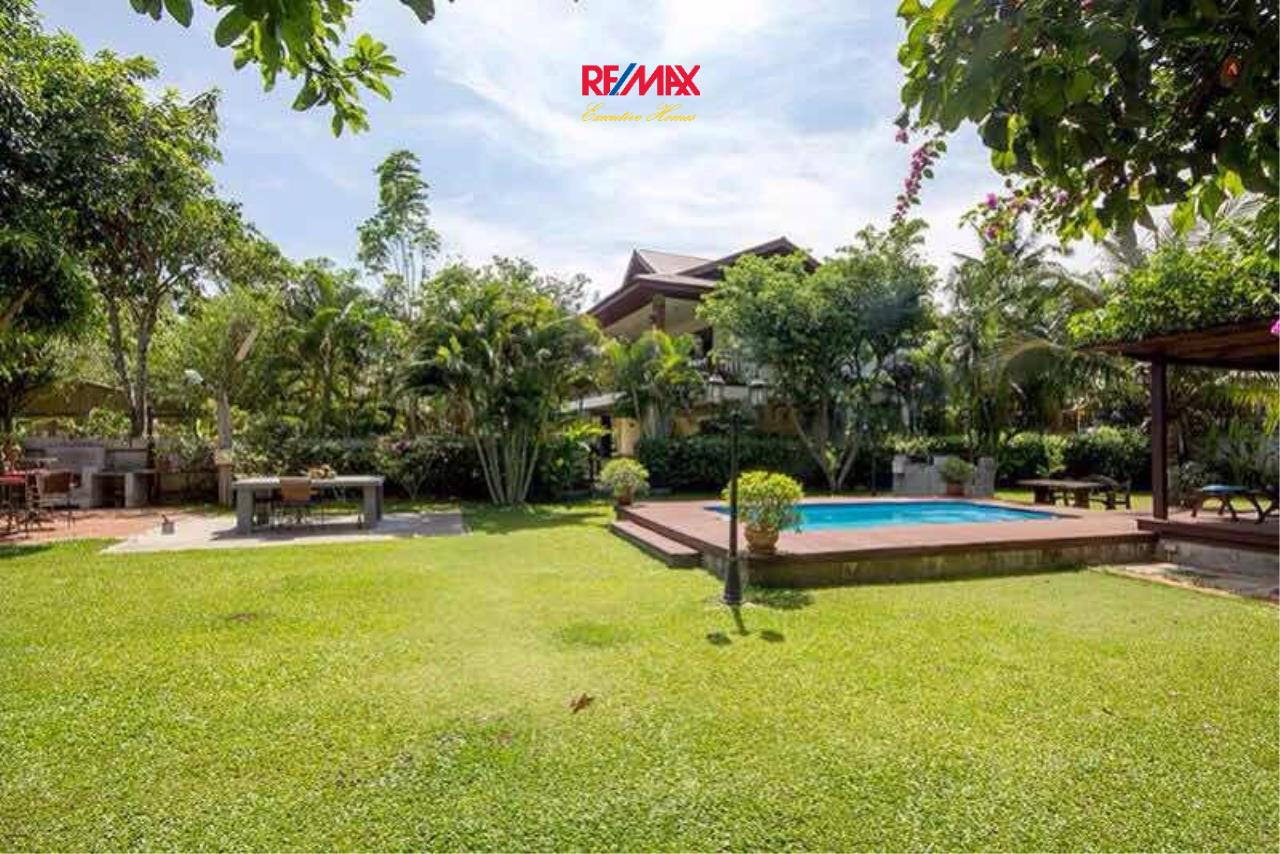 RE/MAX Executive Homes Agency's Beautiful Riverside Home in Panburi  near Hua Hin 8