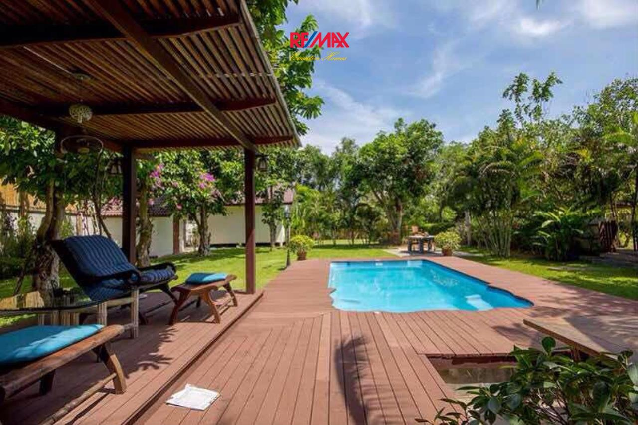 RE/MAX Executive Homes Agency's Beautiful Riverside Home in Panburi  near Hua Hin 9
