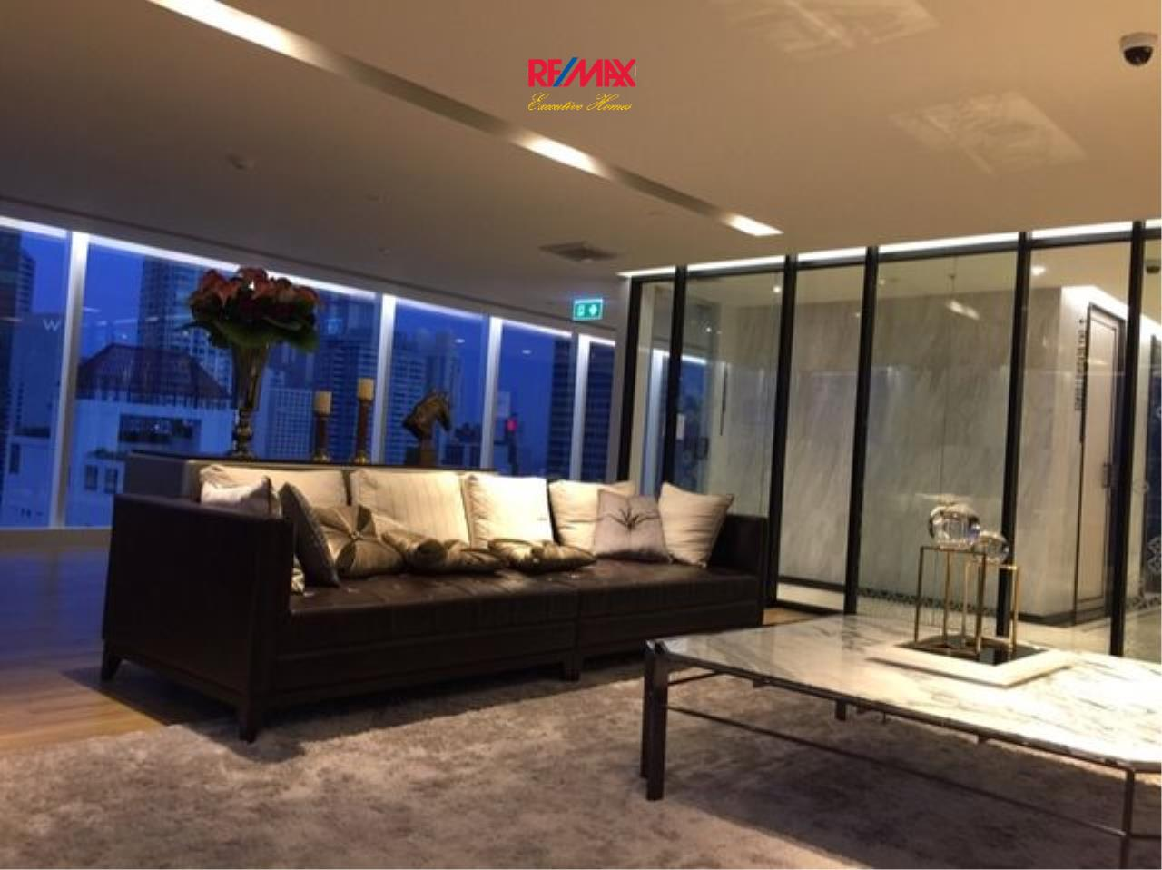 RE/MAX Executive Homes Agency's Beautiful 1 Bedroom for Sale The Room Sathorn Pan 6