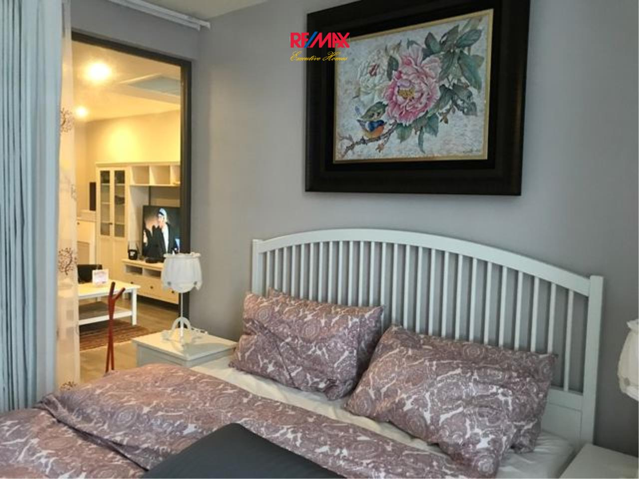 RE/MAX Executive Homes Agency's Beautiful 1 Bedroom for Sale The Room Sathorn Pan 2