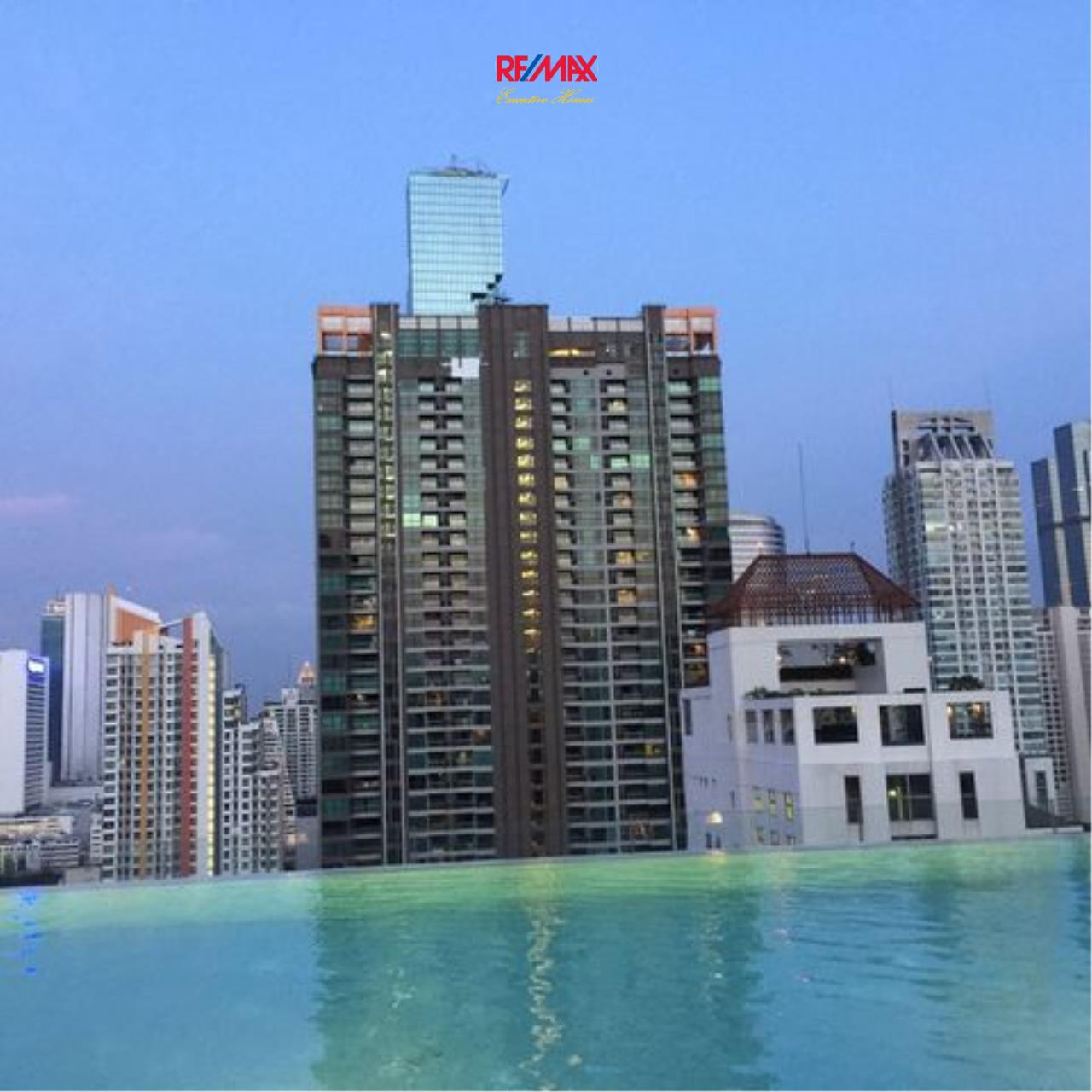 RE/MAX Executive Homes Agency's Beautiful 1 Bedroom for Sale The Room Sathorn Pan 8