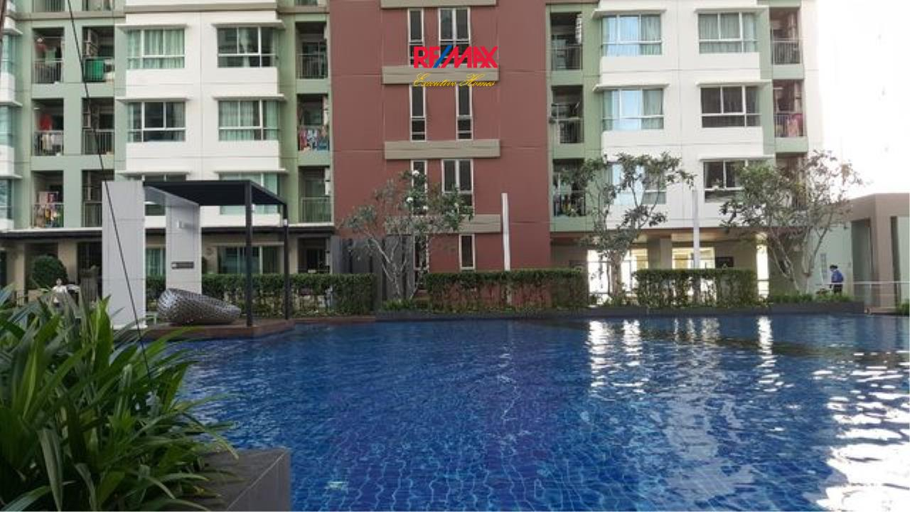 RE/MAX Executive Homes Agency's Cozy 2 Bedroom for Sale Lumpini Park Riverside Rama 3 6