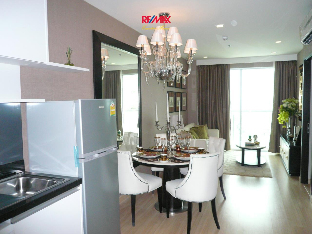 RE/MAX Executive Homes Agency's Beautiful 2 Bedroom for Rent Skywalk Condo 1