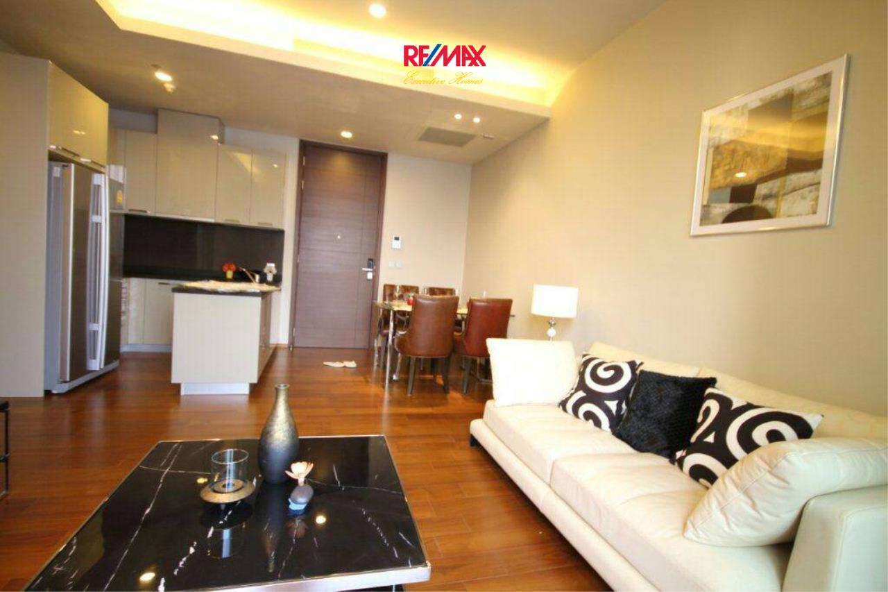 RE/MAX Executive Homes Agency's Nice 2 Bedroom for Sale with Tenant Quattro Thonglor 2
