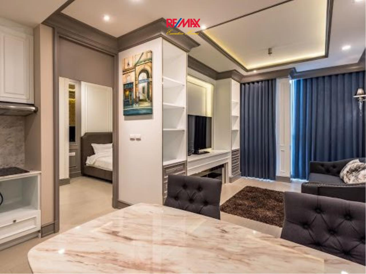RE/MAX Executive Homes Agency's Beautiful 1 Bedroom for Rent Noble Phloenchit 3