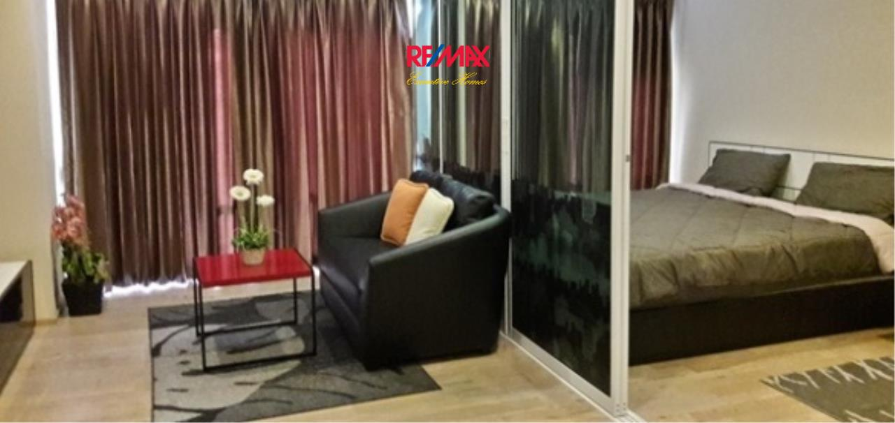 RE/MAX Executive Homes Agency's Spacious 1 Bedroom for Rent Noble Remix 1