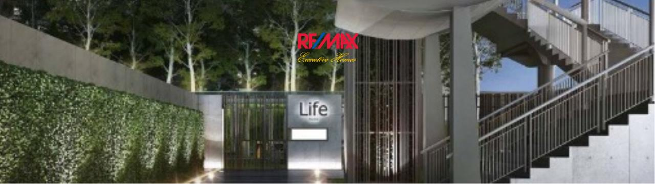 RE/MAX Executive Homes Agency's Off Plan 1 Bedroom for Sale Life Asoke 4