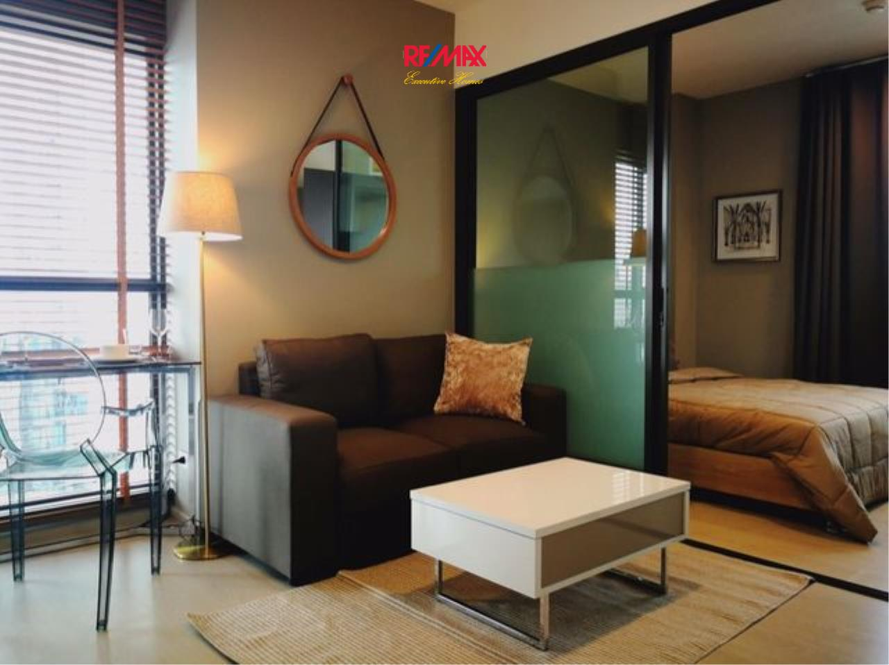 RE/MAX Executive Homes Agency's Nice 1 Bedroom for Rent Rhythm Asoke 2 2