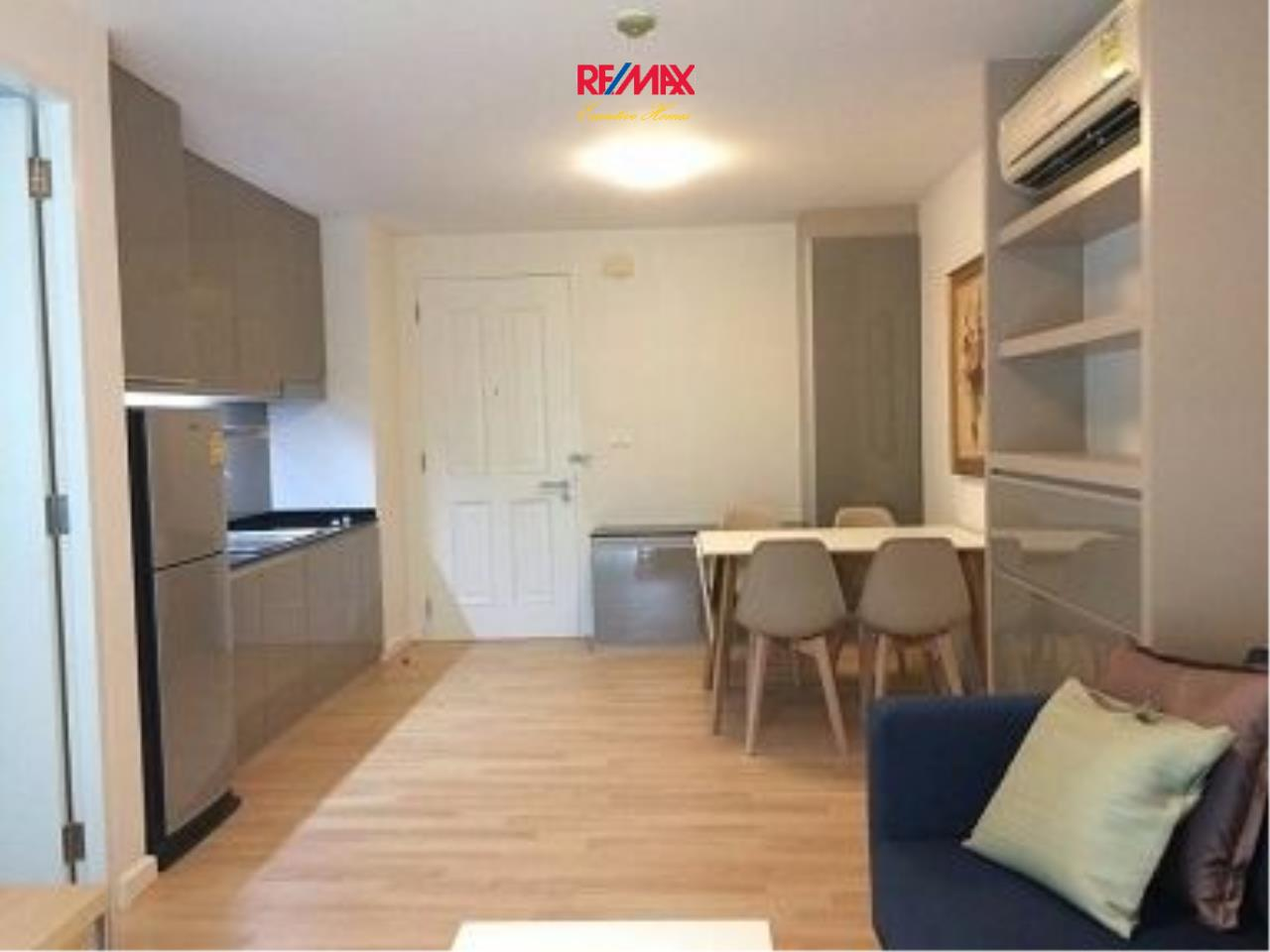 RE/MAX Executive Homes Agency's Newly Renovated 1 Bedroom for Rent Clover Thonglor 4