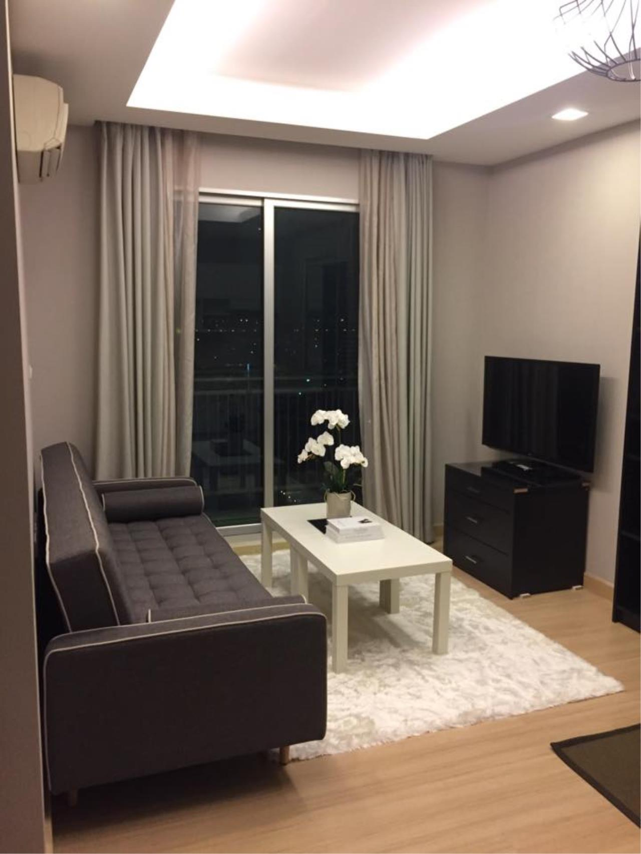 Agent - Terdthai Saikosoom Agency's FOR SELL with tenant Thru Thonglor Condo Yield6% 3