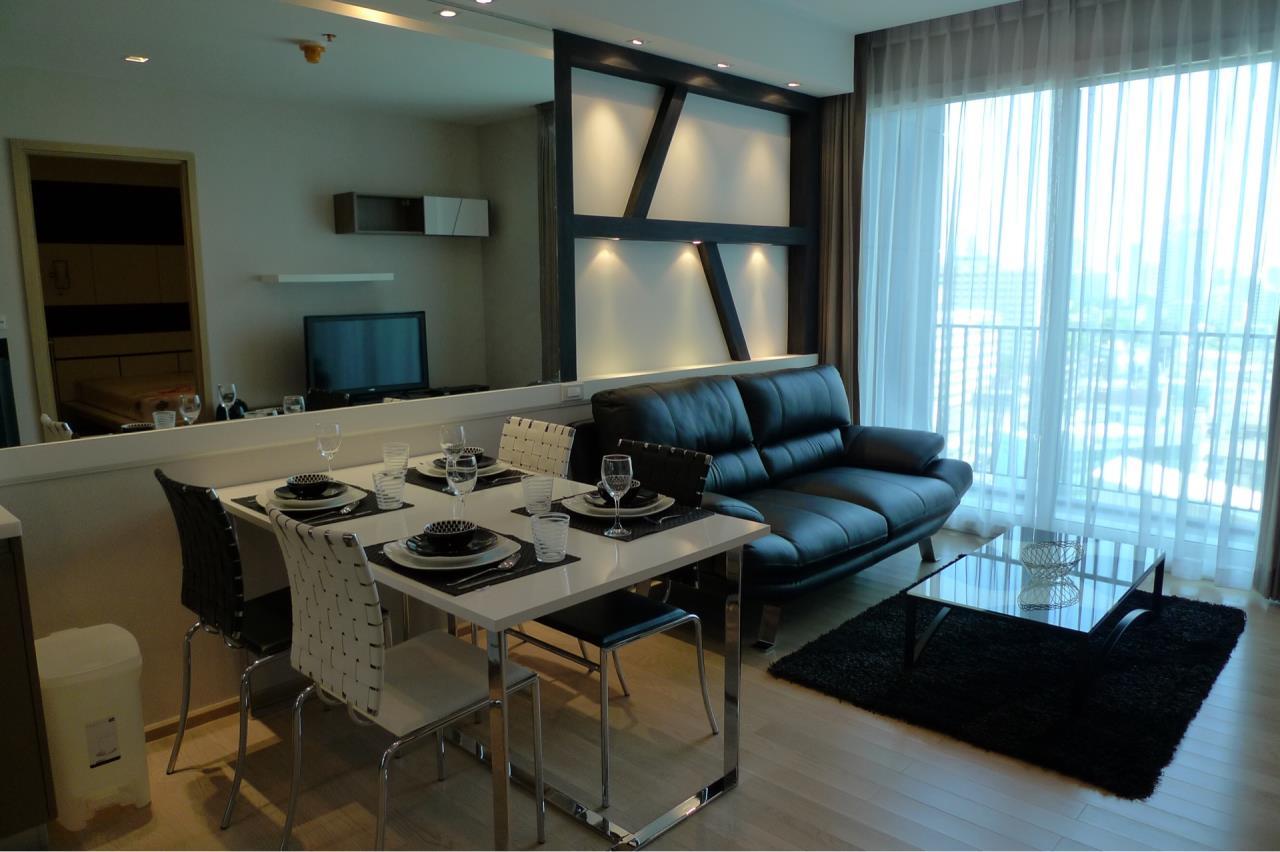 Quality Life Property Agency's For Rent Siri @ Sukhumvit , 1 Bedroom 1
