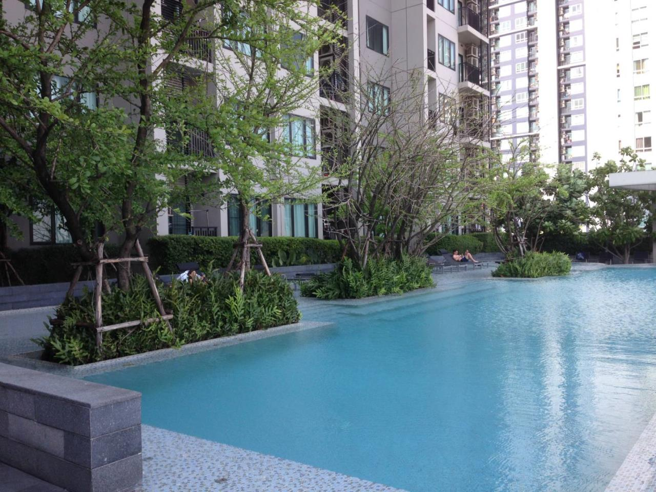 Quality Life Property Agency's S A L E / R E N T !! || Blocs 77 || 1Br 40 Sq.m. High floor Canal view 7