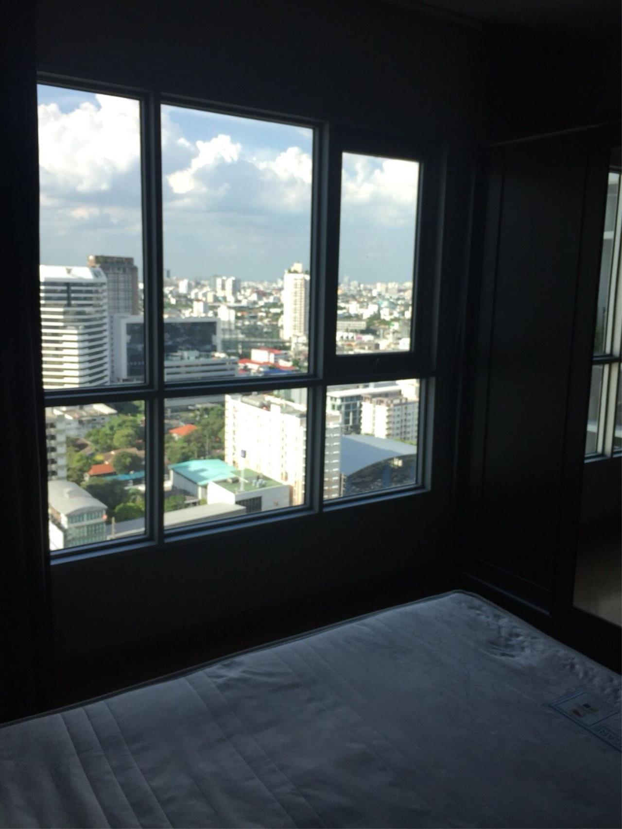 Quality Life Property Agency's S A L E !! Aspire Rama 4 1BR 28 Sq.m. Pool view 5