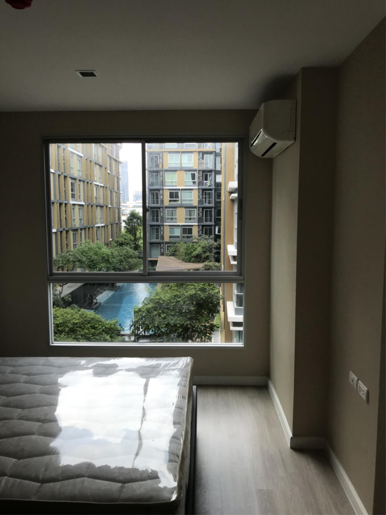 Quality Life Property Agency's S A L E !! || Metro Luxe Rama 4 || 1BR 33 Sq.m. Pool View 2