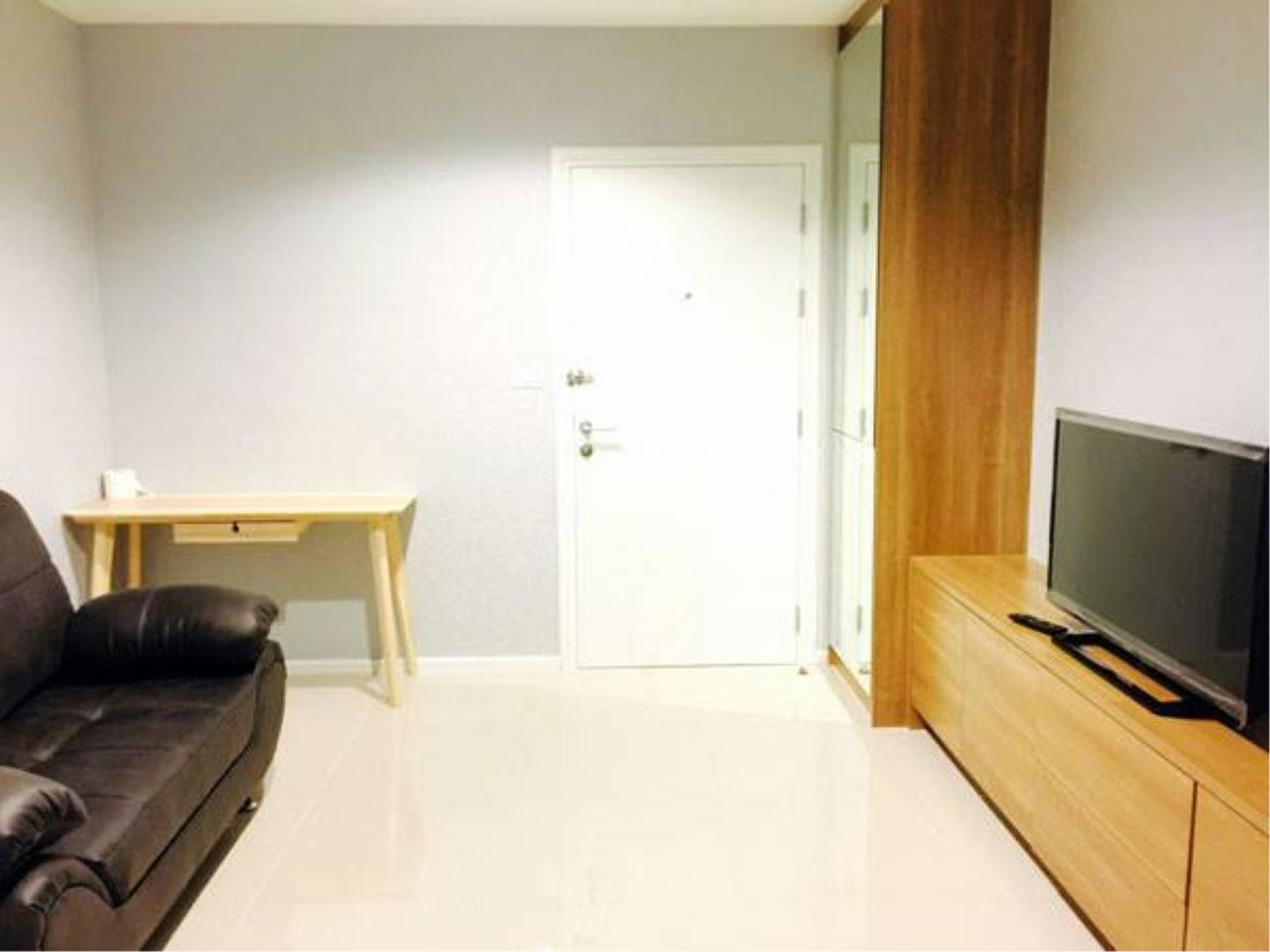 Quality Life Property Agency's S A L E !! ASPIRE SUKHUMVIT 48 1BR 38.5 Sq.m. Unblocked View 3