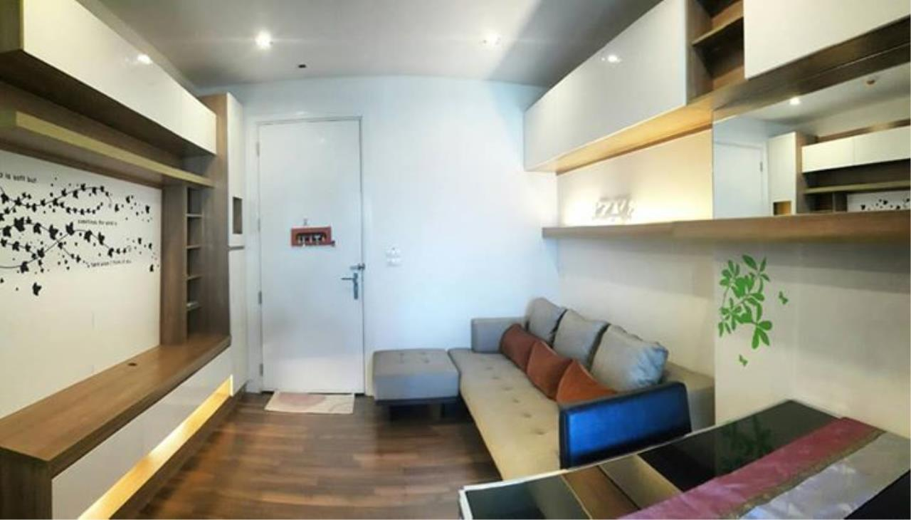 Quality Life Property Agency's S A L E & R E N T !! The Room Sukhumvit 62 1br 47 Sq.m. High Floor 6,550,000 Baht 2