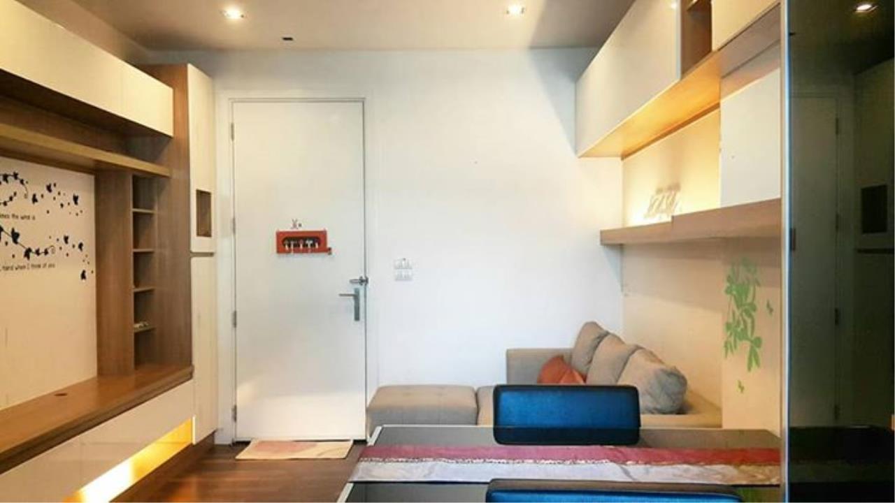 Quality Life Property Agency's S A L E & R E N T !! The Room Sukhumvit 62 1br 47 Sq.m. High Floor 6,550,000 Baht 1