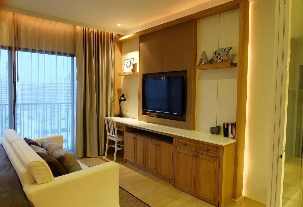 Quality Life Property Agency's S A L E !! || NOBLE REFINE || Studio, High floor, Pool View  1