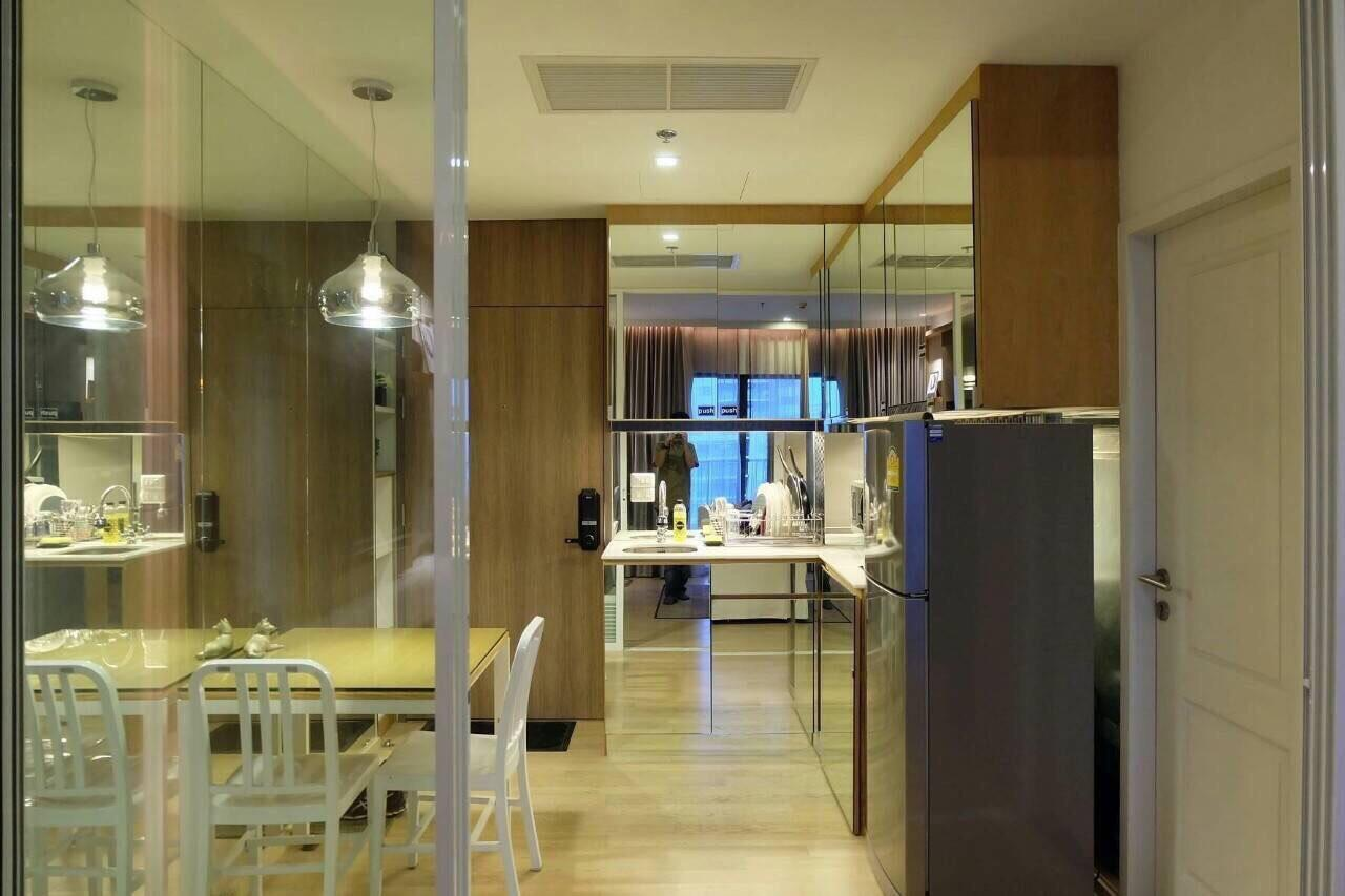 Quality Life Property Agency's S A L E !! || NOBLE REFINE || Studio, High floor, Pool View  2