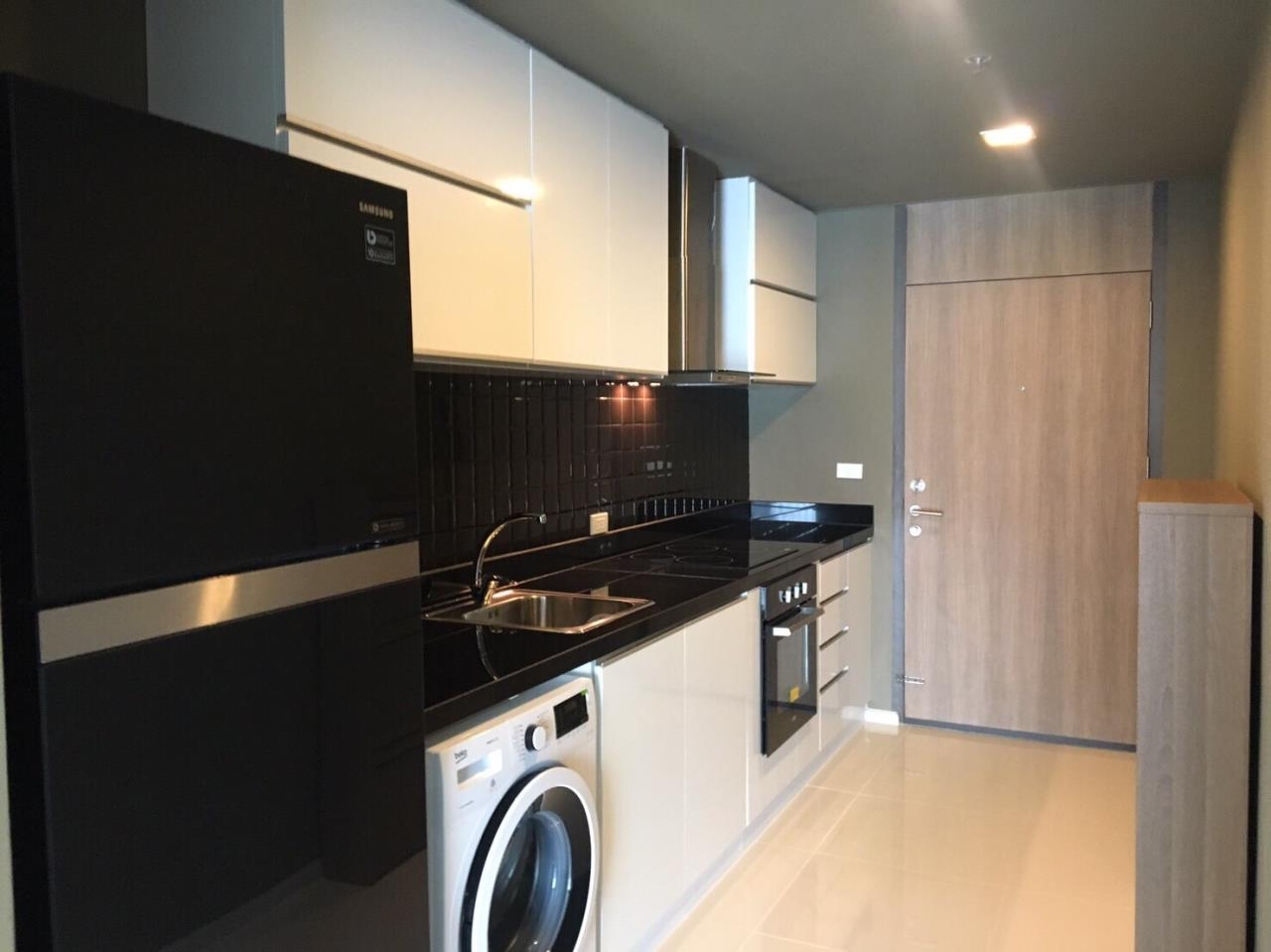 Quality Life Property Agency's S A L E  WITH TENANT !! || NOBLE REMIX || 1Br 62 Sq.m., High Floor, Corner Unit, Pool View  7