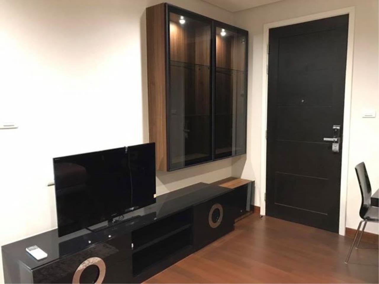 Quality Life Property Agency's S A L E & R E N T !! [ IVY THONGLOR ] Studio 35.63 Sq.m. New Decoration !! 2